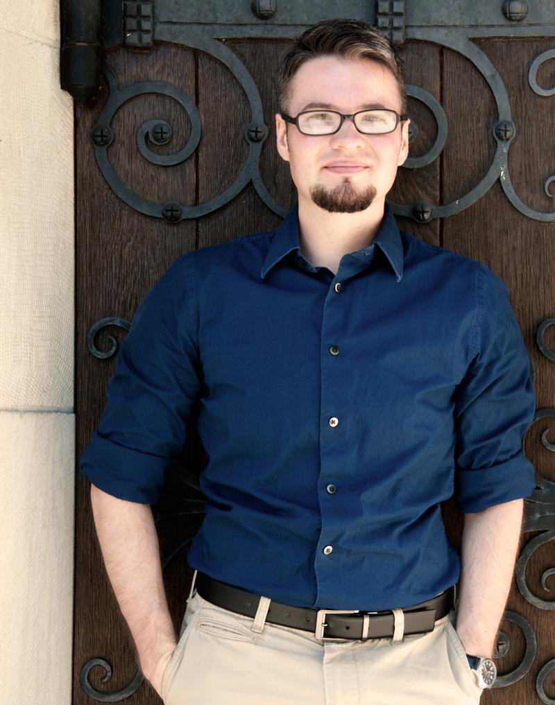 Aiden James - Transgender Speaker